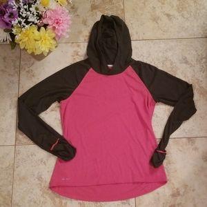 Nike dry fit running hoodie